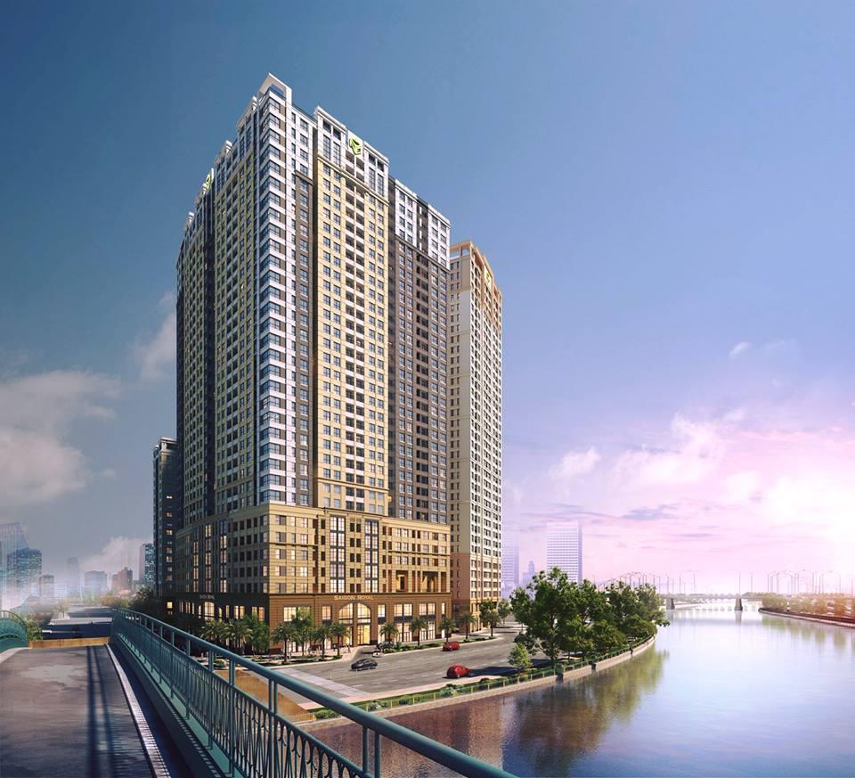 Cập nhập giá bán căn hộ Saigon Royal – 3.850 tỷ/53m2