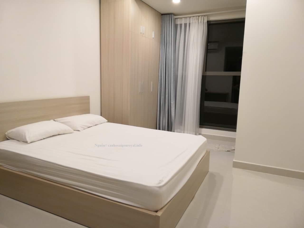 Cho thuê căn hộ Officetel Saigon Royal 15tr/th