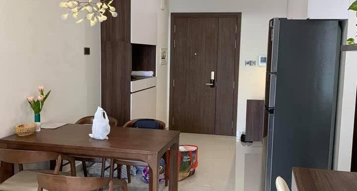 thuê căn hộ 1 phòng ngủ tại Saigon Royal Residence quận 4
