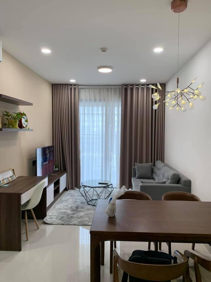 Giá thuê căn hộ 1 phòng ngủ diện tích lớn.