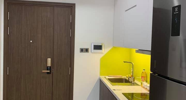 thuê căn hộ chung cư 1 phòng ngủ tại Saigon Royal quận 4